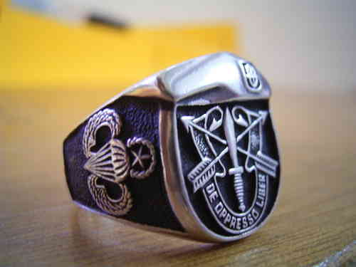 US-Special Forces Barett Ring