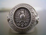 German Prisoneres of War Ring