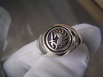 Frankreich army paratrooper ring