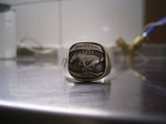 Ford Mustang Retro Ring